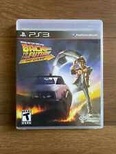 COMPLETE Back to the Future: The Game (Sony PlayStation 3, 2010) PS3 ⚡️SHIPPING