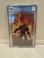 Return of Wolverine #1 McNiven Virgin 1:400 X-Force Costume CGC 9.8