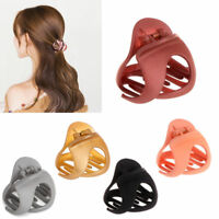 Fashion Womens Ladies Hair Clips Claw Barrette Crab Clamp Hairpin Gift Hot
