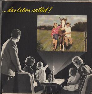Photo Porst Katalog - Das leben selbst