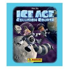 5x Panini Ice Age Collision Course Sticker Pack
