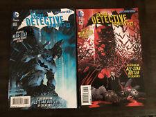BATMAN DETECTIVE COMICS #27 NEW 52 1:100 FABOK & 1:50 LEE VARIANT DC COMICS NM