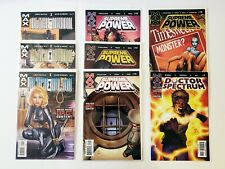 Marvel Max Black Widow #1,2,3 Supreme Power #10,13,15,16 Doc Spectrum #1 9.2 Nm-