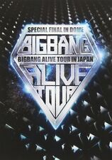 BIGBANG ALIVE TOUR 2012 IN JAPAN SPECIAL FINAL IN DOME TOKYO DOME 2012.12.05 DVD
