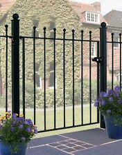 WROUGHT IRON METAL ARCHED RAILING Viking 6ft (1830mm)