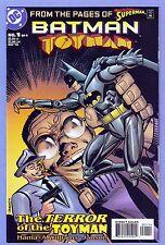 BATMAN - TOYMAN #1 (1/4 mini.), NM, Nov. 1998, DC