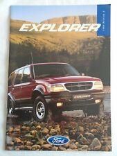 FORD Explorer LACCIO esterno binari 1998-2003 Rod Fine