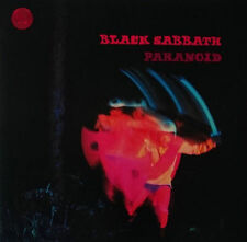 Black Sabbath Hard Rock LP Records