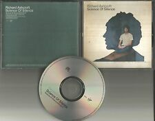 The Verve RICHARD ASHCROFT Science of Silence w/ RARE EDIT PROMO DJ CD Single