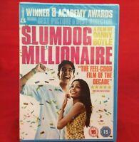Slumdog Millionaire DVD 2009 New Sealed