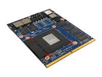 HP ZBOOK 17 G5 NVIDIA QUADRO P3200 6GB GDDR5 VIDEO CARD L15627-001 L30657-001