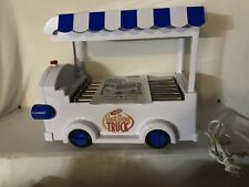 AWESOME AND EASY!!! Hot Dog Truck!!! ACTUAL GRILL!!!