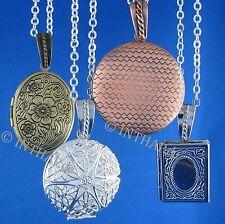 Markenlose Modeschmuck-Halsketten & -Anhänger im Medaillon-Stil mit Gemischte Themen