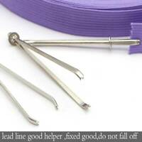 Chic 10Pcs/bag Clip Elastic Rope Threader Guide Device Sewing Tool
