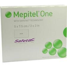 MEPITEL One Silikon Netzverband 5x7,5cm 10St Verband PZN 3089727