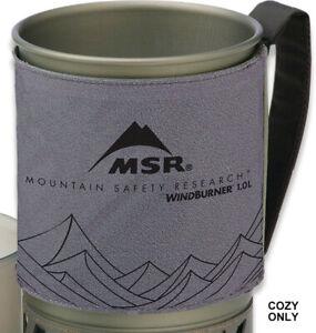 MSR COZY 1.0L GRAY Fits MSR Windburner 1.0L Personal System Pot Spare Replace