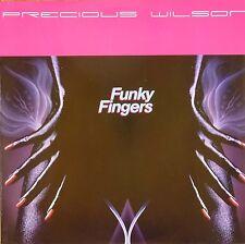 "12"" LP - Precious Wilson - Funky Fingers - B425 - RAR - washed & cleaned"