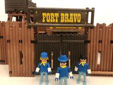 Playmobil Western Fort Bravo set 3773