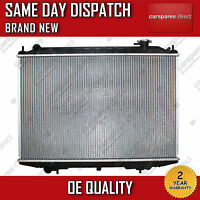 BRAND NEW MANUAL RADIATOR FIT FOR A NISSAN NAVARA D22 2001 TO 2004 / KING CAB