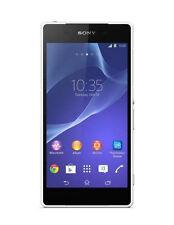 Sony  Xperia Z2 D6503 - 16GB - Weiß (Ohne Simlock) Smartphone