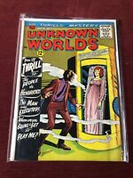 Unknown Worlds #36 American Comics Group ACG 1964 Silver Age