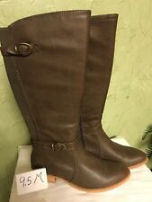 Bare Traps Tommy Taupe knee high ladies boots size 9.5 M