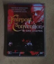 Fairport Convention Live Legends NEW SEALED R4 BRITISH FOLK DVD