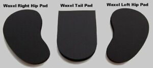 NEW In Package: Waxel Pad for Figure Skaters - RIGHT HIP M 1""
