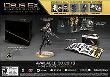 Deus Ex: Mankind Divided - Collector's Edition - Xbox One, (Xbox One)