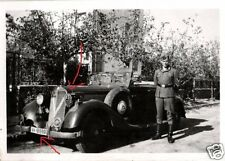 21226/ Originalfoto 6x9cm, Mercedes-Benz Cabrio, ca. 1940