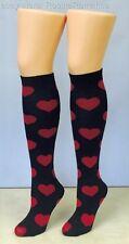El amor corazón enfermo Knee High Socks Pub Golf cariño Hen Noche Fiesta Valentine