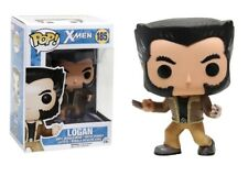 Funko Pop Marvel: X-Men - Logan Vinyl Bobble-Head Figure Item #12458