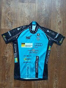 Giordana Men's Cycling Jersey Audi Scott Cycling Project Size M