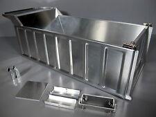 Custom Aluminum Dump Bed Tipper Conversion Kit Tamiya 1/14 R/C King Grand Hauler