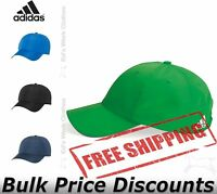 Adidas Mens Performance Relaxed Poly Cap Hat A605 Baseball