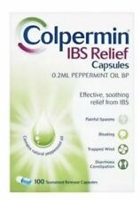 Colpermin IBS BP Relief Peppermint Oil for Abdominal Pain and cramps 100 Capsule