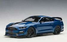 Ford Usa Mustang Shelby Gt350R Coupe 2017 Blue AUTOART 1:18 AA72933