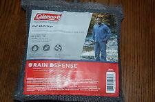 New listing New Pvc Coleman Rain Suit 0.25mm Waterproof Men's Unisex