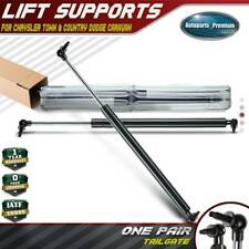 2 x Rear Tailgate Lift Supports Strut for Chrysler Town & Country Dodge Caravan