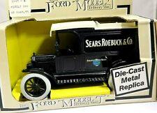"ERTL Replica Ford 1913 MODEL T VAN Truck ""Sears Roebuck & Co"" # 2129"