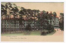 College Arms DeLand Florida 1905c postcard