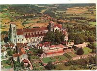 89 - cpsm - VEZELAY - Vue aérienne de la Basilique Sainte Madeleine (H5274)