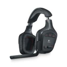 Logitech G930 Wireless Gaming Headset Headphones w 7.1 Surround Sound 981-000257