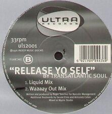 TRANSATLANTIC SOUL - Release Yo Self - ultra