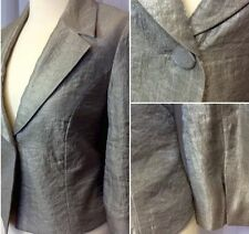 No Pattern Formal Coats & Jackets Size Petite for Women