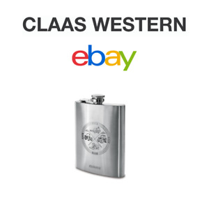 CLAAS Collectable Hip Flask 01709450