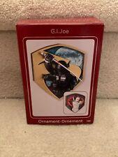 2009 Gi joe The rise Of Cobra Carlton Cards Heirloom Ornament
