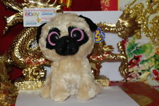 "TY BEANIE BOOS PUGSLY BUDDY-9""-2012 OR 2013-MWNMT.RETIRED-IN HAND-NICE GIFT"