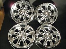 "22"" Weld Racing  EVO Velociti  8 Forged Rims  22"" x 9.5 - 8 x 6,5 in - AluChrome"