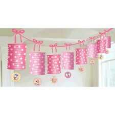 Disney Baby Minnie Mouse 1st Birthday Party Paper Lantern Garland Decoration